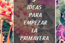 Lifestyle en rosa / Pequeñas ideas para el día a día