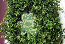 St.Valentine's Day & St. Patrick's Day / by Annemarie Luning