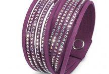 Simple & Double Cut #Alcantara Bracelets