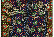 aboriginal /dot art/haida / native art