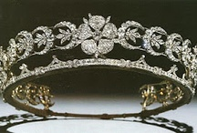 Tiaras and other lovely trinkets / Mostly Royal Tiaras and Jewellery. Few Finnish style jewellery too / by Tiina Susanna
