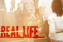 Real Life / A daily Devotional that shows you the way to personal victory in real life situations.