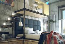 Dream home / Industrial studio apartment