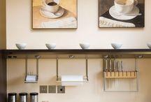Kitchen shelving ideas
