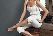 "8 Artist Management | Elle Spain ""Eva Herzigova"" shot by Xavi Gordo"