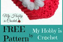 crochet for baby, kids, toodler