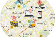 Vehicle Tracking System / XSSecure by Conjoinix - Vehicle Tracker, GPS Tracking Software System Provider with CCTV Camera monitoring for School Buses, Taxis/Cabs in Chandigarh, Punjab, India.