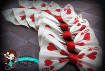 Queen of Hearts / Queen of hearts stuff