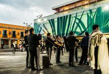 Places to visit in Mexico City. / A review for the beautifull places in Mexico City.