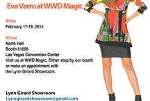 Eva Varro At WWD Magic / Join us at WWD Magic, February 17-19 2015, Las Vegas Convention Center. We look forward to seeing you there!
