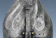 Turkic Helmets