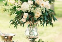 *Samantha + Kevin {wedding}* / A natural Montana wedding with a touch of glitter.