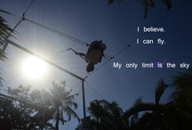 Dare to Try it / by High Flyers Bali