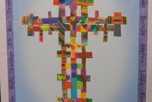 Catholic School Class Craft Projects / by Shannyn Chance