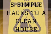 Tips for Cleaning a House