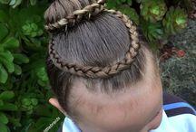 Braids: Crown/Headband/Arch