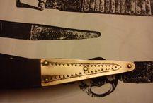 gotland viking lamellar belt / Gotlland  viking lamellar belt, photo by Teri Lubosza