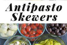 antipasty soyvlaki