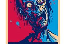 Zombie Art / by BuyZombie