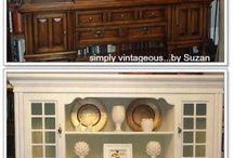 Felújított bútorok