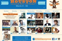 RODEOHOUSTON 2015 / So many exciting things are going to happen at RODEOHOUSTON 2015!