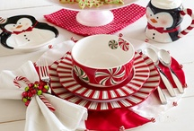 Holiday dishes