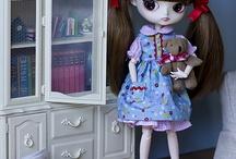 Blythe (Muñecas) / Blythe dolls ♥♥ / by Jennifer Martinez