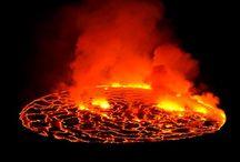 vulkánok / a természet vad erői