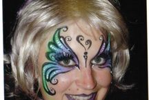 facepainting / by Carole Hedger