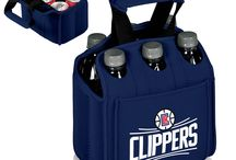 NBA - Los Angeles Clippers Tailgating Gear, Man Cave Decor and Car Accessories / Find the latest Los Angeles Clippers Tailgating Accessories, Decor for your NBA Man Cave and Automotive Basketball Fan Gear for your car or truck