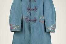 Dressing gown / Smoking jacket 1890