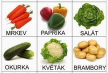 zöldségek, kerti munka