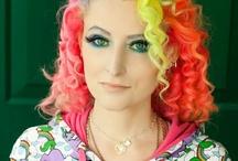 your hair is everywhere / by ADRIENNE GUZMAN