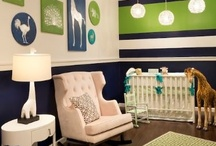 Nursery/Kids Room / by Candice Beck