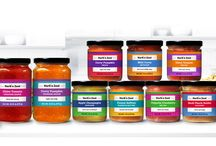 Herb 'n Zest - Jar Collection / Zest up your finger foods and meals in a jiffy with HerbNZest sauces and condiments...Make Everyday Extraordinary.