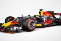 F1 auto's