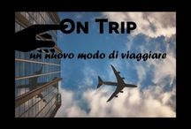 On Trip mobile app / Bacheca della App Mobile On Trip... seguiteci su www.on-trip.it