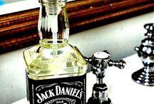 ideas empty bottles