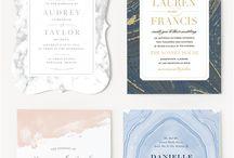 Wedding Invitation Trends