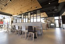 KFC K2 Madrid / Did you see the newest KFC store look carried out by Calcher? Go check it !