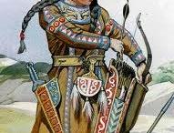 Scythians, Parthians, Sarmatians, Amazons