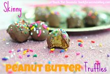 Desserts and sweet stuff