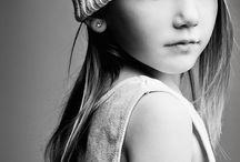 portrety dziecięce