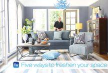 Interiors Tips & Tricks