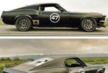 Mustang Vs Challenger