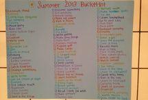 Bucket list / by Olivia Puente