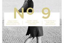 Typography Magazine Moodboards
