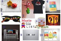 FANDOM | Mario / Mario Wish List