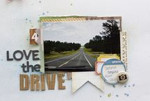 SCRAPBOOKING: Great Layering Examples