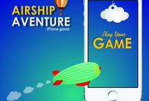 AirShip Game Application